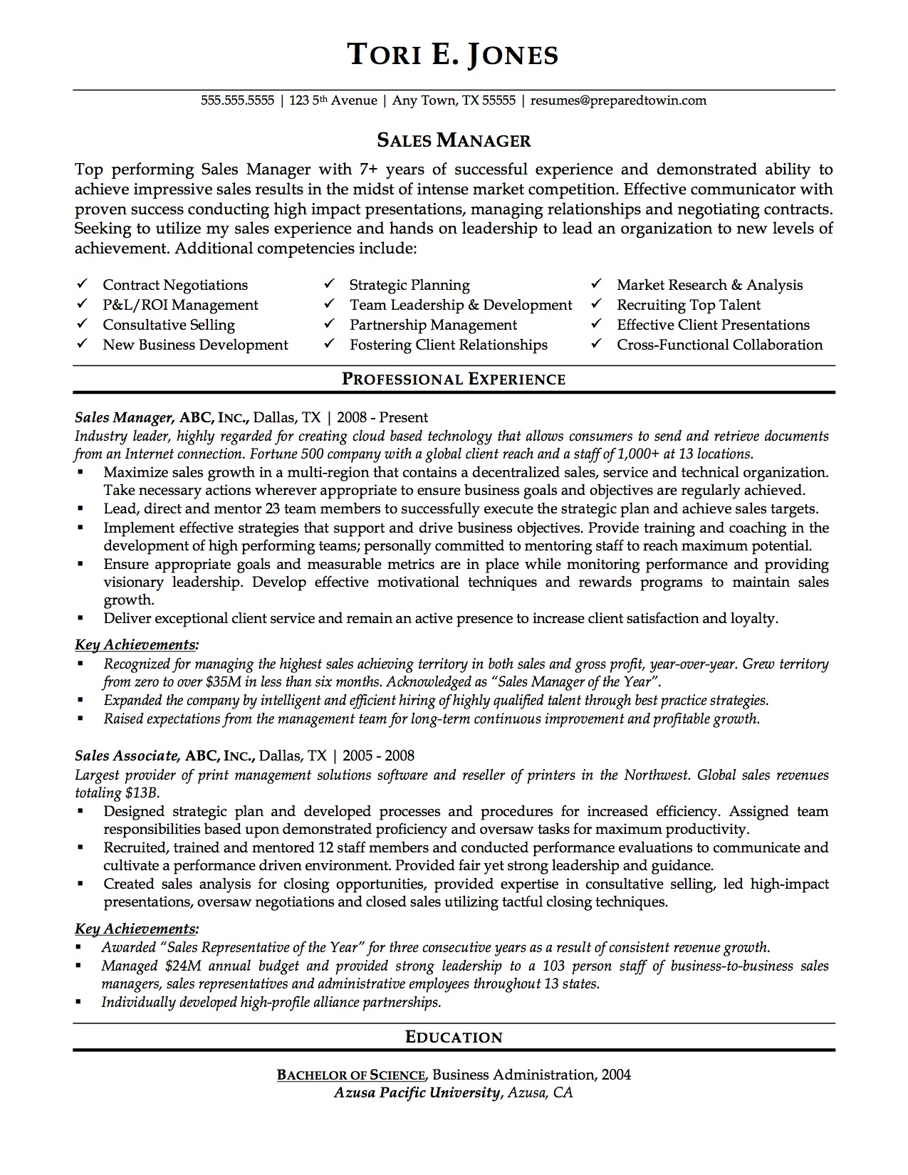 Basic Resume Format 2013 Viewing Gallery